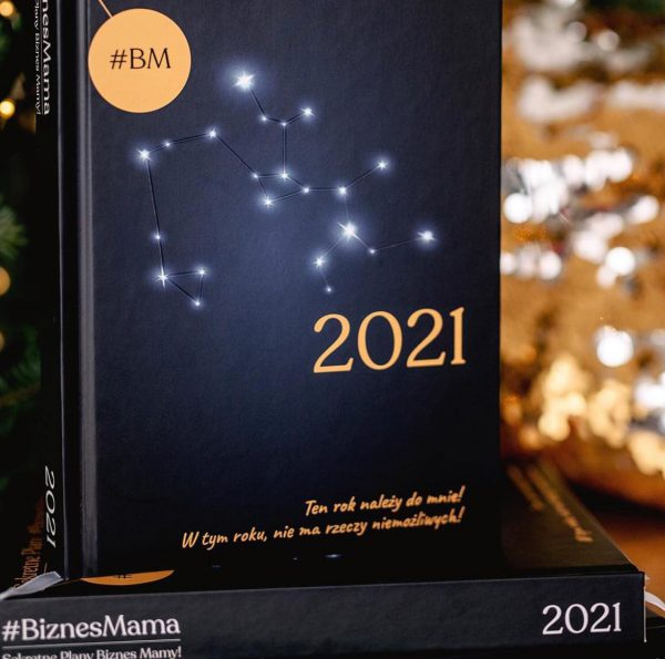 kalendarz sekretne plany biznes mamy